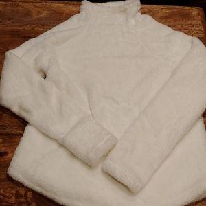 NWOT Fuzzy Sweater